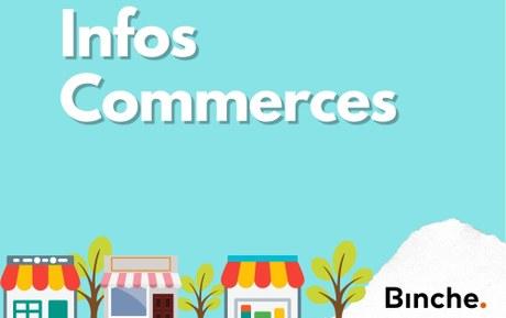 Infos commerces