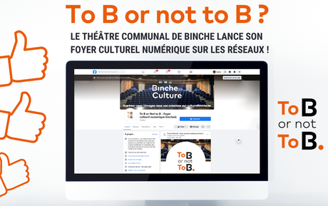 To B or Not to B - Foyer culturel numérique binchois